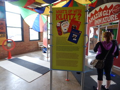 DSCN4243 (mestes76) Tags: 060918 duluth minnesota duluthchildrensmuseum museum amazinglyimmature exhibits signs klutz people strangers