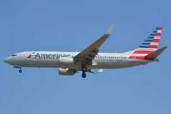 N909NN (LAXSPOTTER97) Tags: american airlines boeing 737 737800 n909nn cn 31159 ln 4259 aviation airport airplane kpdx