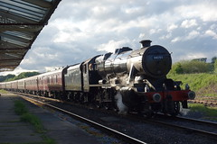 S&C Workhorse (Callum Nicolson) Tags: west coast rail railway company railways lms wcr 8f stanier hellifield 48151 wcrc sc steam chester carlisle settle dalesman 1z56