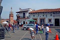 Plaza Borda - Taxco, México (Sergio Zeiger) Tags: plaza borda taxco guerrero méxico