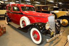 Forney Transportation Museum - 1934 Pierce-Arrow (Jim Strain) Tags: jmstrain auto antique classic vehicle forney transportation museum denver colorado