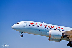 Air Canada Boeing 787-8 Dreamliner (William_YQB) Tags: air canada b7878 dreamliner plane planespotter montreal airport