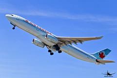 Air Canada Airbus A330 (William_YQB) Tags: air canada plane planespotter montreal yul a330 airbus aircanada