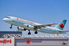 Air Canada Airbus A320 (William_YQB) Tags: canada air a320 airbus plane planespotter montreal airport yul