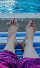 Serenity (photoeclectia1) Tags: pool feet poolside summer relaxing toes dogwood2019 dogwood52 dogwoodweek21 serenity