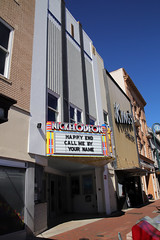 Nickelodeon (jschumacher) Tags: southcarolina columbia columbiasouthcarolina movietheater nickelodeontheatre marquee