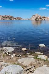 Watson Lake, Prescott (Trevor.Huxham) Tags: canonefs24mmf28stm granitedells canoneosrebelt5i lake arizona vscofilm04 prescott yavapaicounty watsonlake unitedstatesofamerica