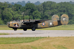 N24927 Consolidated B-24A Liberator American Airpower Heritage (ChrisChen76) Tags: chattanooga b24a liberator americanairpowerheritage usa consolidated