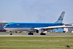 KLM Airbus A330 (William_YQB) Tags: klm airbus airbusa330 deutch plane blueplane a330 montreal yul planespotting
