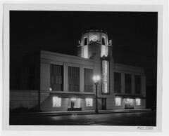 Bell & Howell Building, 716 N. La Brea 4 (▓▓▒▒░░) Tags: la los angeles california history bike ride architecture landmark arts analog mechanical classic retro vintage antique 35mm film camera design style artdeco