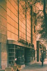 Fujica ST Lankershim Arts Center 2 (▓▓▒▒░░) Tags: provia fujifilm fuji fujica slr st705 tiltshift la los angeles california history bike ride architecture landmark arts analog mechanical classic retro vintage antique 35mm film camera design style artdeco