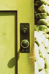Fujica ST Stone House Youth Arts Center (▓▓▒▒░░) Tags: fuji fujica st705 slr 1970s color xpro cross process japan green la los angeles california history bike ride architecture landmark arts analog mechanical classic retro vintage antique 35mm film camera design style