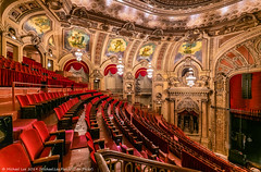 Chicago Theater Balcony (20190525-DSC08128-Edit) (Michael.Lee.Pics.NYC) Tags: chicago chicagotheater architecture balcony sony a7rm2 voigtlanderheliar15mmf45