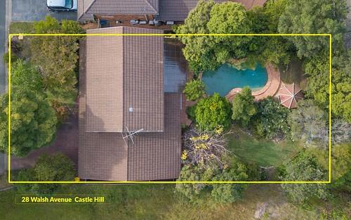 28 Walsh Avenue, Castle Hill NSW 2154