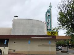 The Aurora Fox Arts Center (jericl cat) Tags: aurora fox arts theater theatre marquee neon sign colfax denver colorado 2018