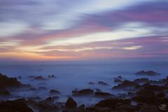 Pastel Mist (amymedina.photoart) Tags: california blue art amymedina light sunset sun seascape beach nature clouds landscape photography rocks vibrant pastel coastal shore nautical tidal fiery