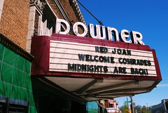 Downer Theatre, Milwaukee (Cragin Spring) Tags: milwaukee milwaukeewi milwaukeewisconsin wisconsin wi urban city midwest unitedstates usa unitedstatesofamerica marquee theatre movietheatre downertheatre