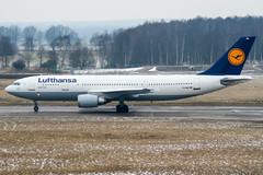 D-AIAK (PlanePixNase) Tags: aircraft airport planespotting haj eddv hannover langenhagen lufthansa airbus 300 a300 a300600 ab6