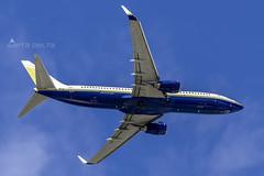 N739MA B738 MIAMI AIR (FIJI AIRWAYS) YBBN (Sierra Delta Aviation) Tags: miami air fiji airways boeing b738 brisbane airport ybbn n739ma