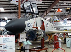 "McDonnelll Douglas F-4A Phantom II 00001 • <a style=""font-size:0.8em;"" href=""http://www.flickr.com/photos/81723459@N04/47956688548/"" target=""_blank"">View on Flickr</a>"