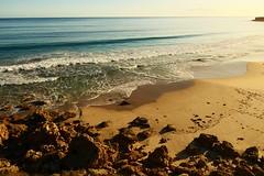 Late Afternoonn at Swimmers Beach, Yorke Peninsula, South Australia (Red Nomad OZ) Tags: yorkepeninsula southaustralia australia outdoor outside landscape line rural sea ocean seascape coast coastline light water beach swimmersbeach