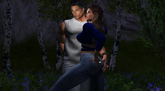 Tranquil Moment (antoniohunter55) Tags: catwa bento gianni signature romance nomatch hair jeans maitreya