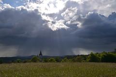 Ondée orageuse (Croc'odile67) Tags: nikon d3300 sigma contemporary 18200dcoshsmc paysage landscape ciel cloud sky nuage orage