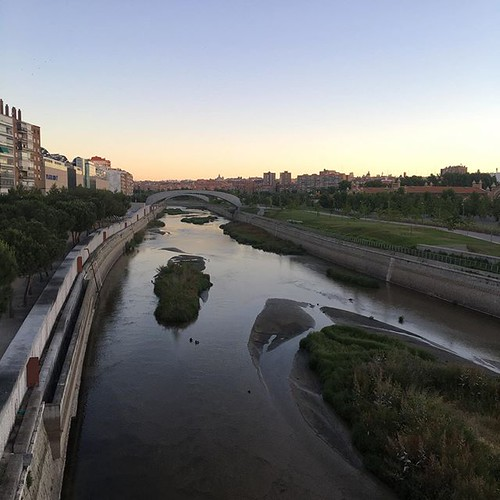 """""""Como un pato en el Manzanares / como un belga por soleares"""""""