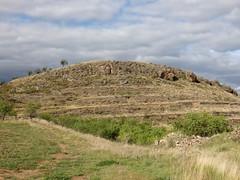 Yacimiento Celtibérico La Oruña - Vera de Moncayo - Zaragoza. (EduOrtÍn.) Tags: yacimientocelta verademoncayo ruinas zaragoza aragón piedras