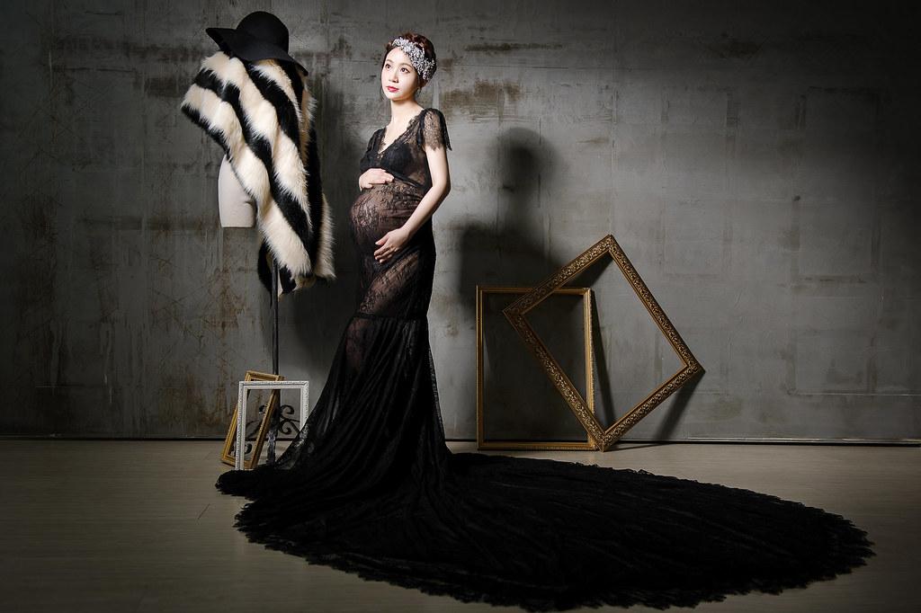 《孕婦寫真》Irene / 法鬥攝影棚