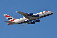 'BA5VY' (BA0085) LHR-YVR (A380spotter) Tags: takeoff departure climb climbout airbus a380 800 800igw msn0215 gxlel internationalconsolidatedairlinesgroupsa iag britishairways baw ba ba5vy ba0085 lhryvr runway09r 09r london heathrow egll lhr