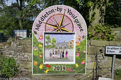 Middleton by Youlgrave Well Dressing 2019 (egcc) Tags: 2019 derbyshire middleton middletonbyyoulgrave welldressing wells youlgrave