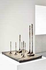 temps suspendu (fred9210) Tags: sculpture giacometti suspendu epure laforêt fragile subtil art rythm