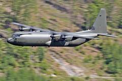 RAF Hercules C-4, LFA17, 21/5/19 (TheSpur8) Tags: lowlevel c130j heavy aircraft date uk hercules lakedistrict landlocked military anationality skarbinski lfa17 2019 places transport