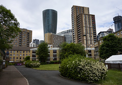 Dagmar Court, Cubitt Town (London Less Travelled) Tags: city uk england urban london unitedkingdom britain housing canarywharf development eastend eastlondon redevelopment dockland socialhousing isleofdogs towerhamlets tower arena cubitttown