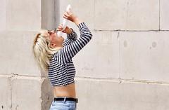 One Swallow Doesn't Make A Summer (jaykay72.) Tags: london uk street candid streetphotography trafalgarsquare stphotographia