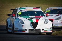 Alfa Romeo - No:9 Dylan O'Keeffe (CGiMagery) Tags: shannonnationals2019 sydneymotorsportpark smp wtcr tcrseries tcraustralia tcr australia italian alfaromeo alfa