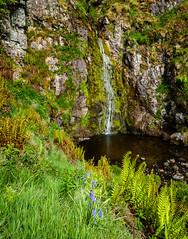 Photo of Fin Glen waterfall