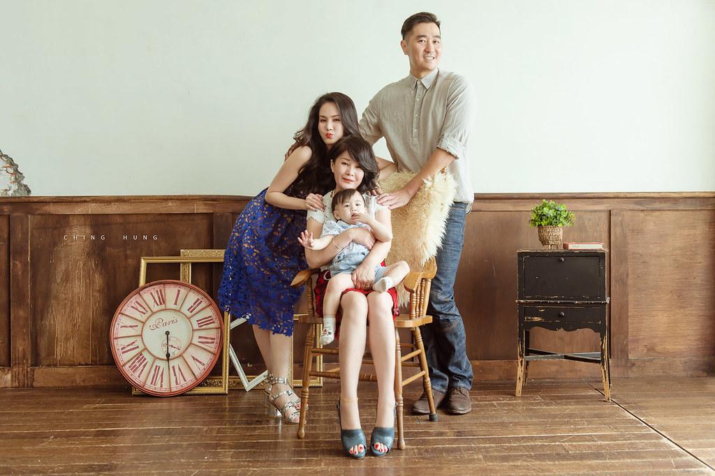 《全家福攝影》Love Family / 法鬥攝影棚
