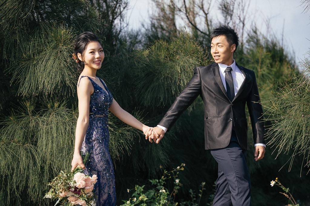 《婚紗攝影》Eva & Wu / 沙崙