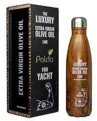 Olio Poldo Linea Luxury (Olio Poldo - Olio Extra Vergine di Oliva) Tags: oliopoldo cucinaconpoldo luxury yacht
