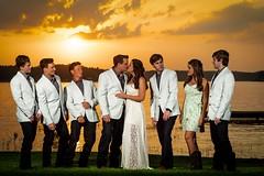 Wedding Family...whaaat? (ClintHeeeerod) Tags: family portrait sunset humourous nikon d750 sigma70200mm yongnuo speedlight