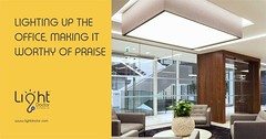 Lighting Up The Office, Making It Worthy Of Praise (lightdoctor.com) Tags: lightingsolutions officelightingsolution interiorlighting lightingexpert mordenledlights ledlights lightdoctor ld