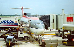 Northwest-Airlines Boeing 727-200 at Tampa TPA Florida USA (thelastvintage) Tags: northwestairlines boeing 727200 tampa tpa florida usa