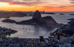 Rio de Janeiro... (mariohowat) Tags: riodejaneiro amanhecer alvorada nascerdosol sunrise brasil brazil canon6d