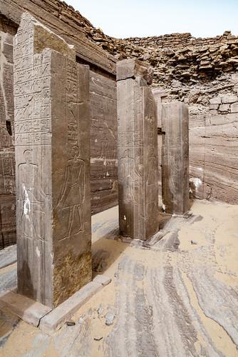 Qubbet el-Hawa Tomb Nr. 36 Sarenput I.