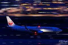 Japan Airlines [JL][JAL] / JA337J / 737-846 / RJTT (starger64) Tags: hnd japanairlines hanedaairport rjtt 東京国際空港 羽田機場 ja337j canoneos5dmarkiv ef1004004556lisii jl614 airplane aircraft aviation boeing 737 737800 738 arlines boeing737846