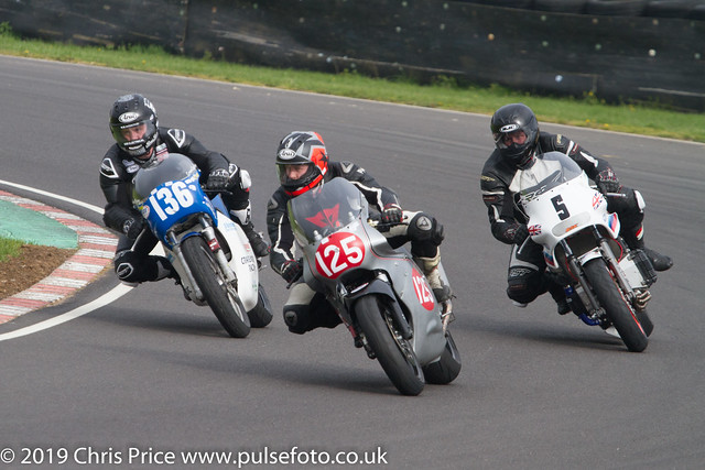 CRMC Castle Combe Race 32 ACU Post Classic Qualifying
