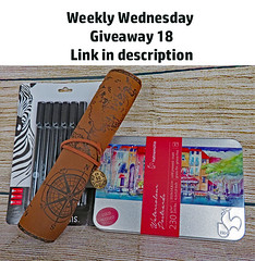 Life Imitates Doodles Weekly Wednesday Giveaway 18 (Life Imitates Doodles) Tags: