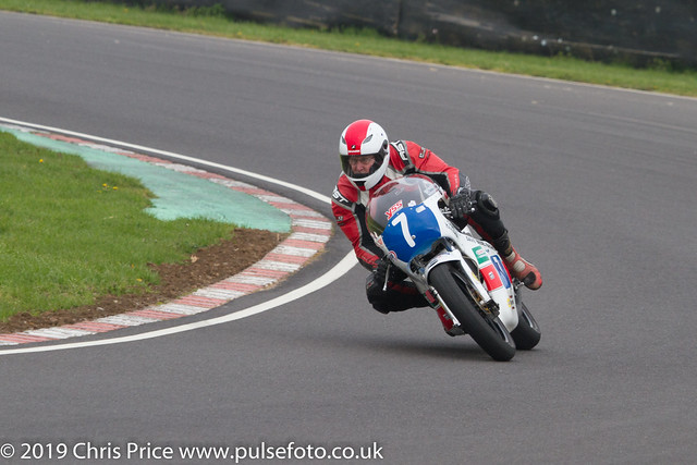 CRMC Castle Combe Race 32 ACU Post Classic Qualifying